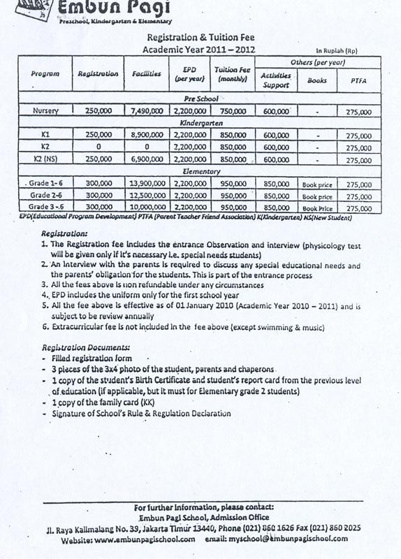 Embun Pagi Islamic School : embun, islamic, school, Sekolah, Embun, Islamic, School, Perokok
