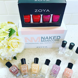 Glam up those Nails at Home ZOYA's Professional Starter Kit!
