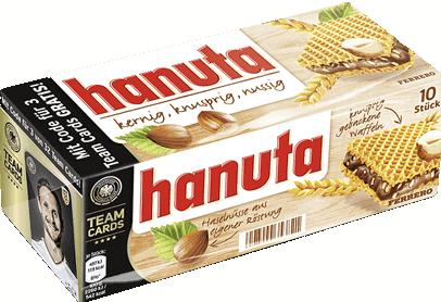 Hanuta Wm 2019