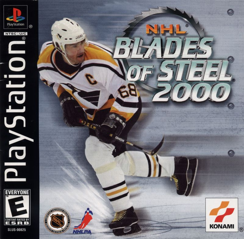 NHL Blades of Steel 2000 - PS1 - ISOs Download