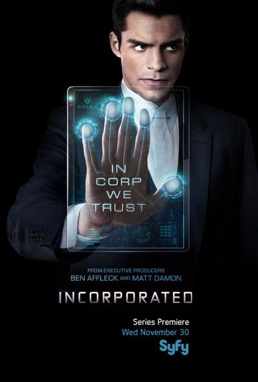 Incorporated 2016 : Season 1 - Full (1/10)