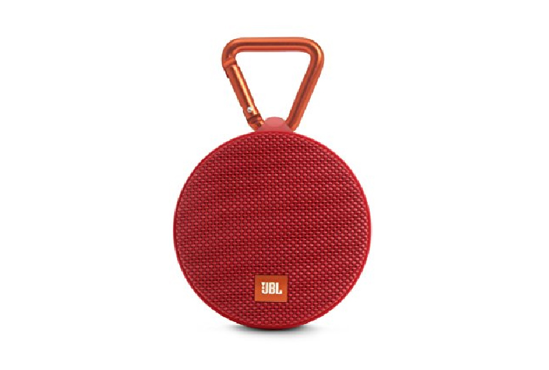 JBL Clip2 Altoparlante Bluetooth Portatile Rosso by JBL