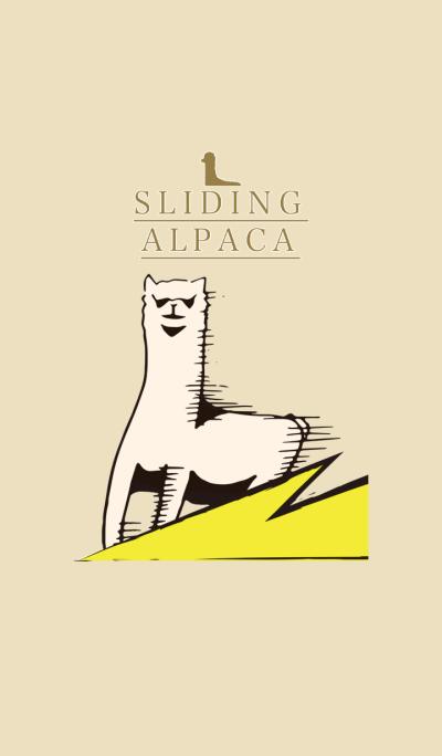 Sliding Alpaca!