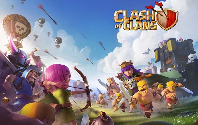 Tips Membuat Pasukan Yang Kuat di Clash of Clans