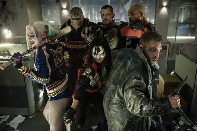 Suicide Squad, DC Comics, Will Smith, Jared Leto, Margot Robbie, Klips Malaysia, Yes 4G, movie premiere, movie reiew, byrawlins, superhero, DC Extended Universe, Joker, Harley Quinn, Deadshot, Enchantress