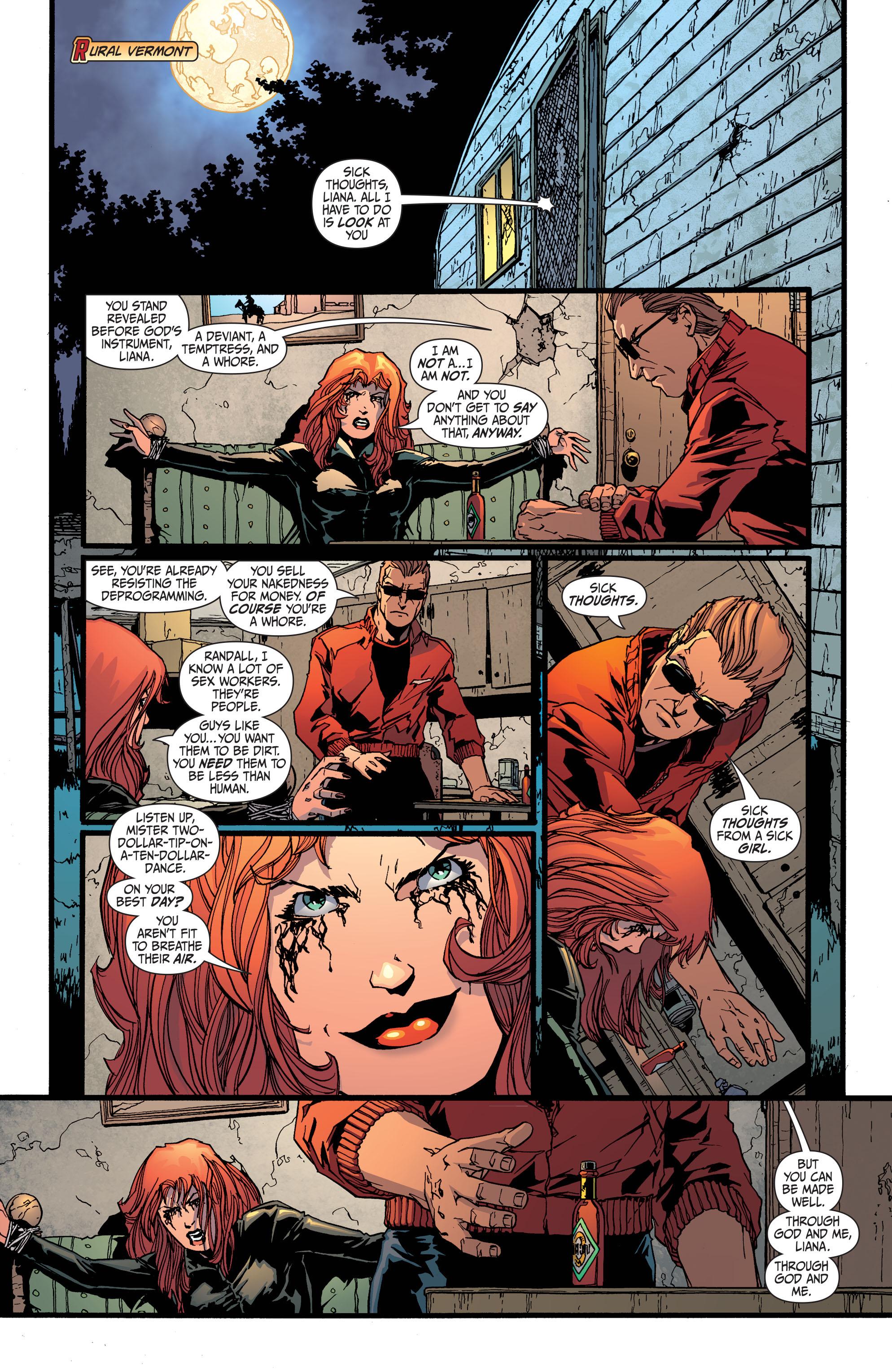 Read online Secret Six (2008) comic -  Issue #33 - 10