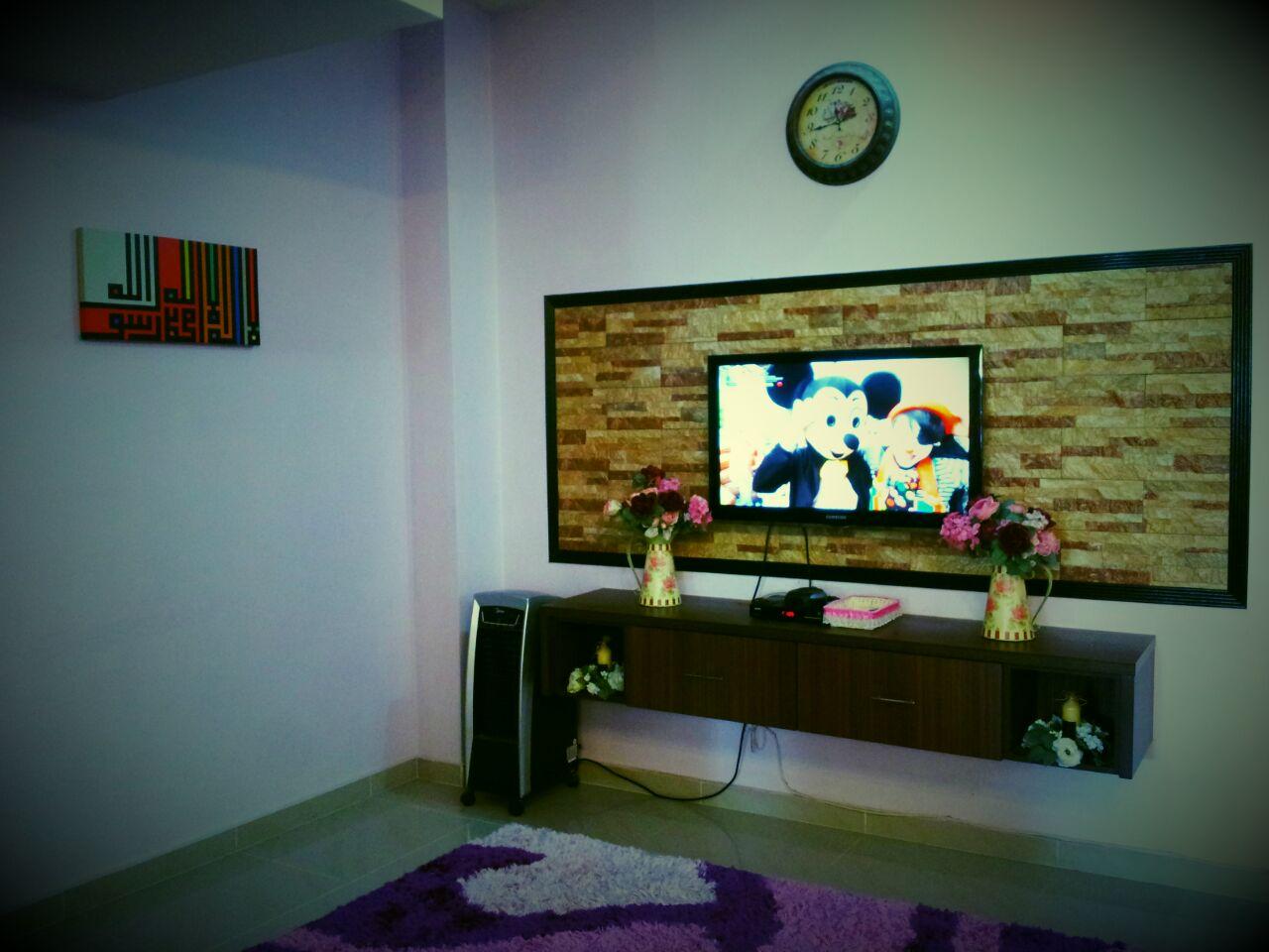 Inilah Tempat Saya Anak Beranak Menonton Tv Biasanya Kami Akan Ambil Kusyen Dan Sambil Baring2 Sangat Relax Santai