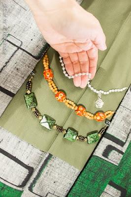Hand made Kimono Style