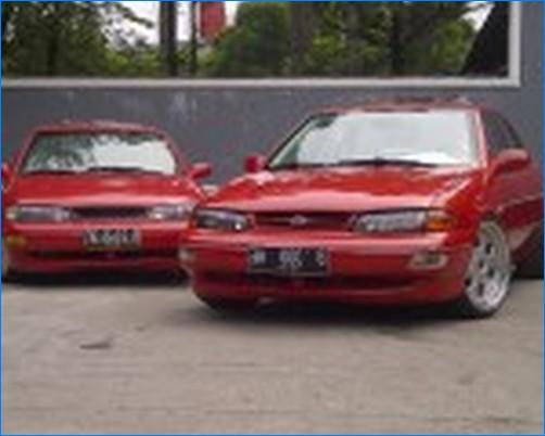 Foto Mobil Modifikasi Mobil Timor Terbaru