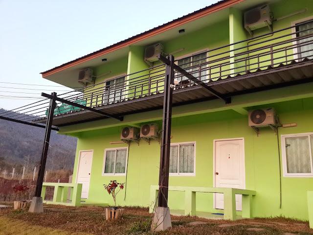 Mountain Green Resort in Dan Sai, Thailand