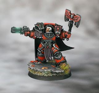 Terminator Praetor / Delegatus - Horus Heresy (30K) Blood Angels