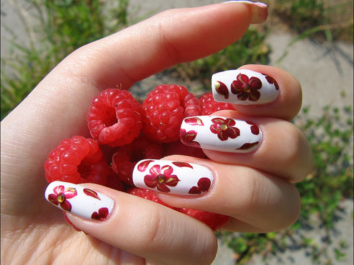 Most beautiful nails in the world hd wallpapers hd wallpapers - Latest Nail Art Designs Ideas Image Download
