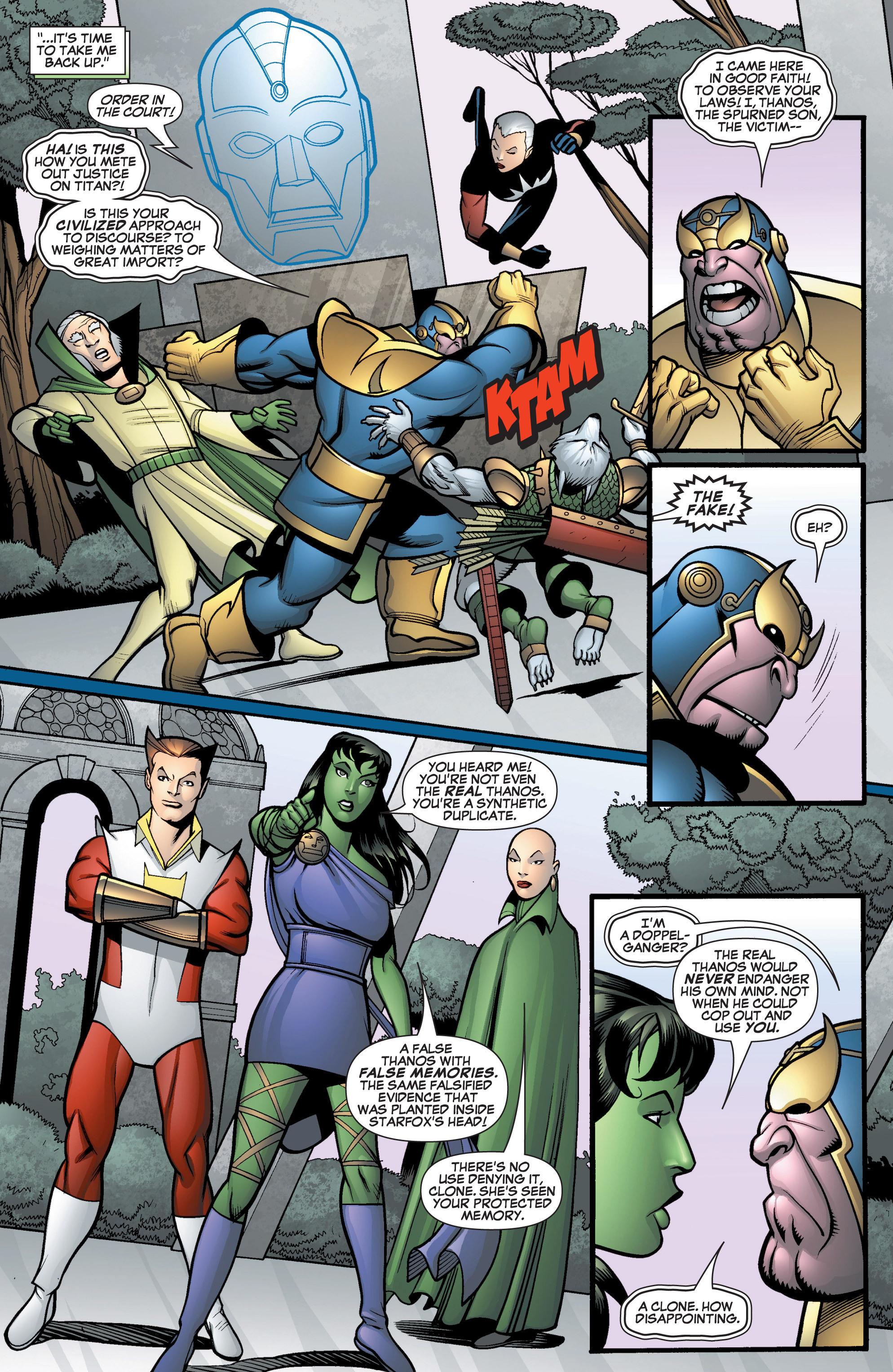 Read online She-Hulk (2005) comic -  Issue #13 - 20