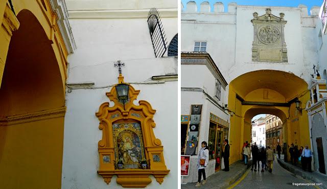 Sevilha, Andaluzia: Postigo del Aceite