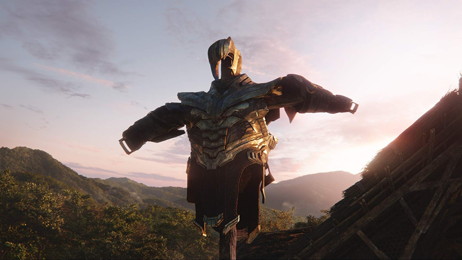 The Last Thing I See Avengers Endgame 2019 Movie Review