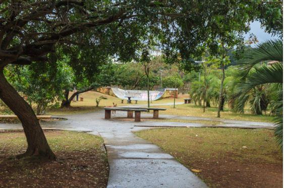 Parque Linear Córrego do Fogo. Foto: acervo PMSP