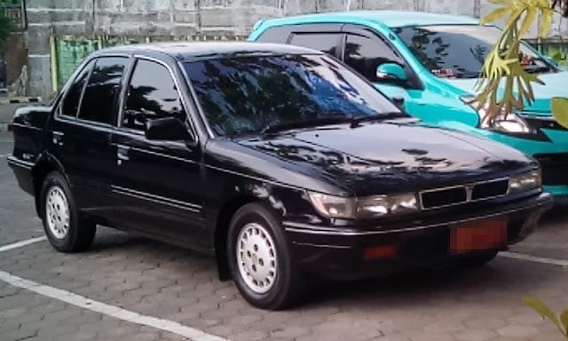 Mitsubishi Lancer Dangan