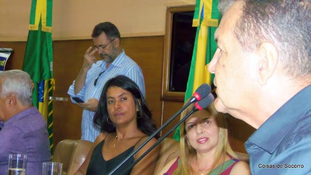 Adaílton Martins - fala na ALESE