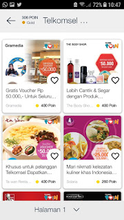 App Telkomsel Poin