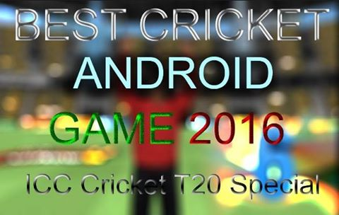 Download Android Cricket Games 2016 APK