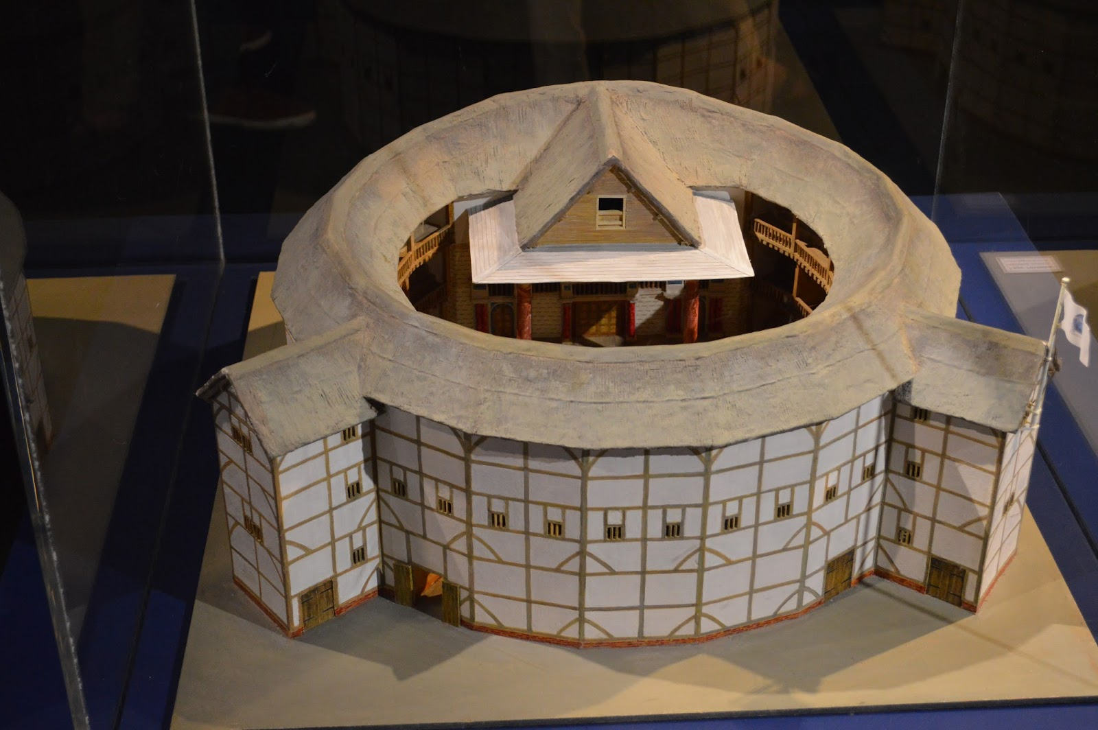 The Rebuilding Of Iconic Building Stems From Founding Shakespeares Globe