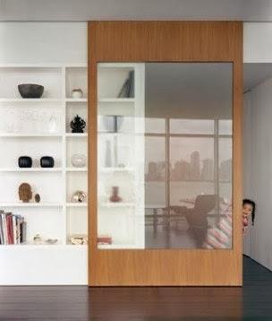 Construindo minha casa clean tipos de portas modernas e for Portas de apartamentos modernas