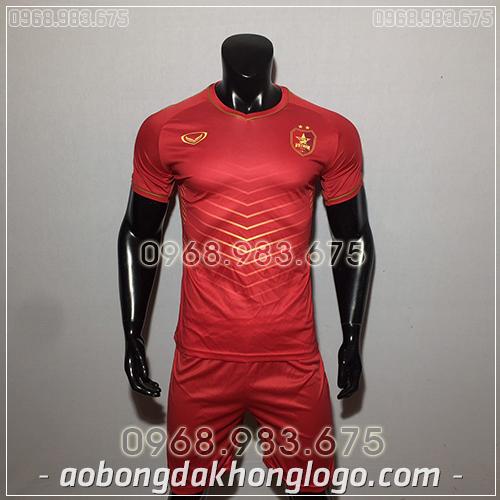 Áo Bóng Đá Đồi Tuyển Việt Nam Fifa đỏ
