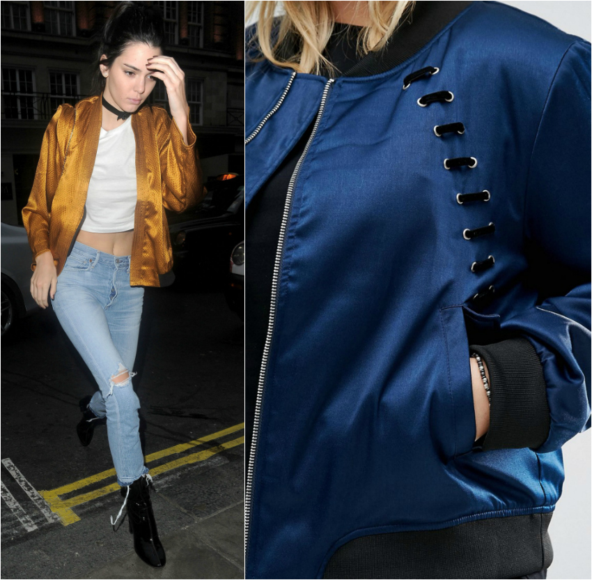 170714fa78fe1 Kendall Jenner Style in Plus Sizes