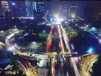 Simpang Susun Semanggi: Ikon Jakarta kedua