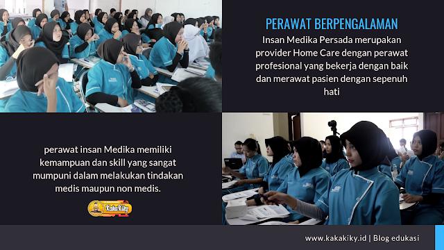 insan medika memiliki perawat berkualitas dan bersertifikat