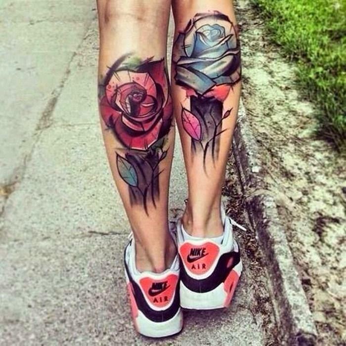 Tatuajes Para Tobillos Talones Y Gemelos Belagoria La Web De