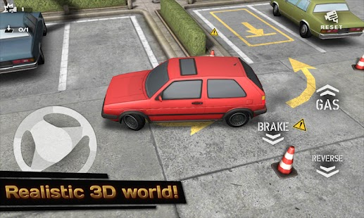 Backyard Parking 3D Apk Free on Android Game Download