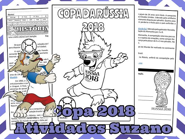 Copa do mundo, História da copa, interpretação, leitura, língua portuguesa