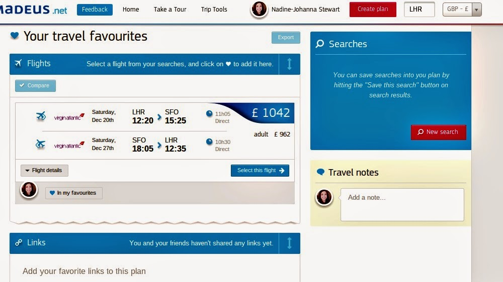 plan my trip
