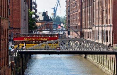 Stadtrundfahrt durch die Speicherstadt, Hamburg Bilder kostenlos