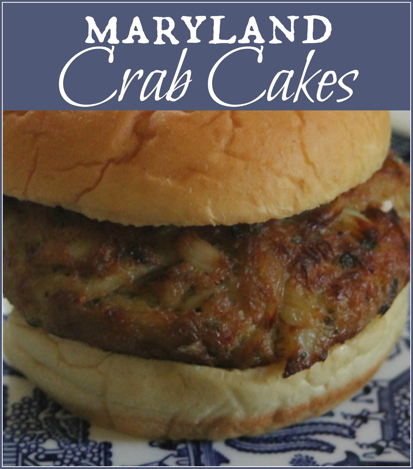 Thinking About Home: Sunday Snapshots: Crab Cakes Instead ...