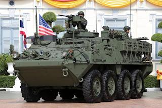 Kendaraan Pengangkut Infanteri Stryker