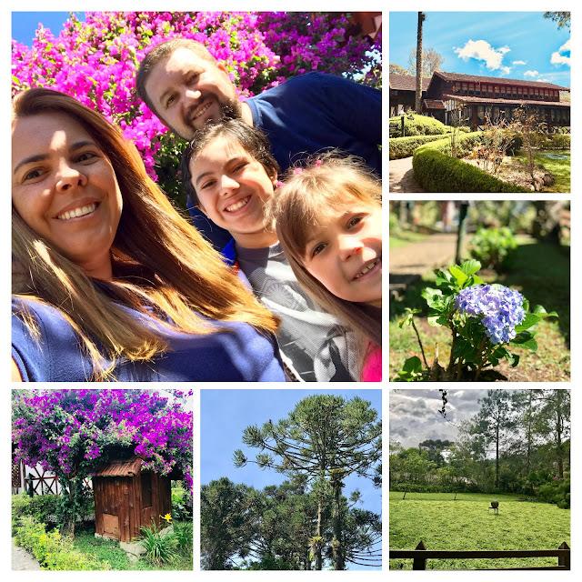 Um lugar lindo, para curtir com a Família e estar em contato com a natureza.