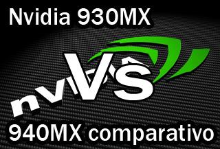 Nvidia Geforce 930MX Vs 940MX
