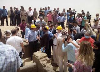 Penemuan Makam Pertama Dalam Sejarah Mesir Tengah