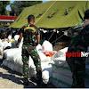 Posko Kodam XIV/Hsn, Banjir Bantuan Untuk Bantuan Korban Tsunami/Gempa di Palu dan Donggala