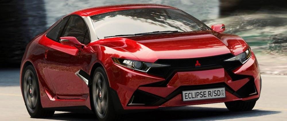 Mitsubishi Eclipse 2015 >> All New Mitsubishi Eclipse 2015 Dunia Otomotif