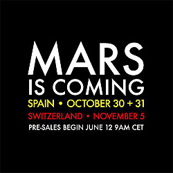 Gira por España de Thirty Seconds to Mars