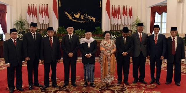 Jokowi Copot Din Syamsuddin dari Daftar Dewan Pengarah Pancasila, Digantikan Said Aqil
