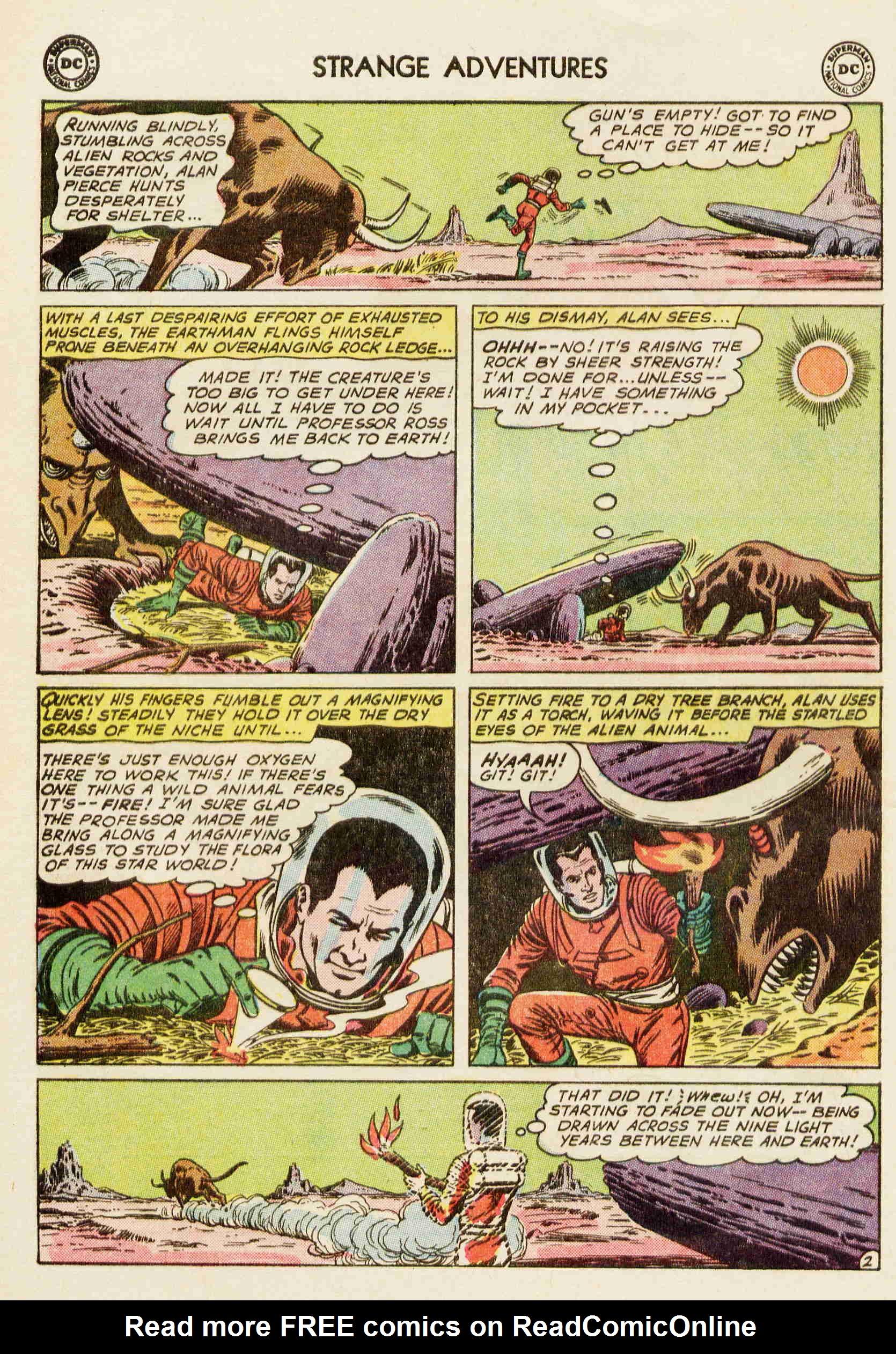 Strange Adventures (1950) issue 142 - Page 16