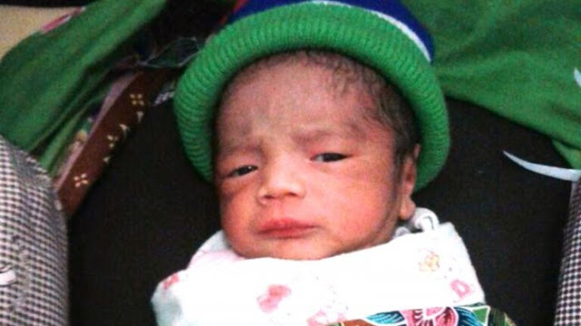 Kening Bayi Baru Lahir Berlafazkan Allah, Orangtua Ungkap Kebiasaan Saat Masih Mengandung