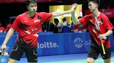 Jadwal Babak Kedua Fuzhou China Open 2018