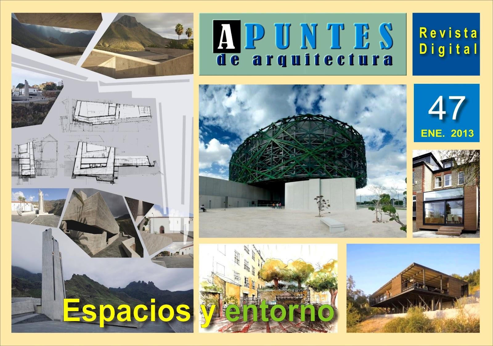 Apuntes Revista Digital De Arquitectura Revista Digital