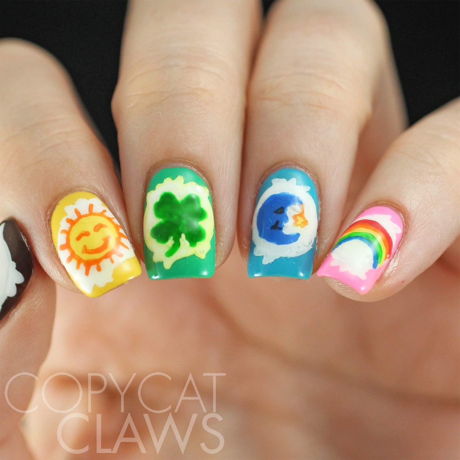 Copycat Claws: 40 Great Nail Art Ideas - Kids TV
