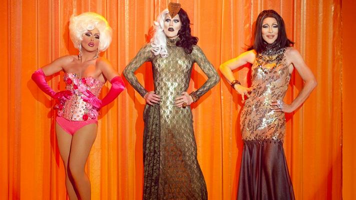 """No grande panteão da realeza drag, quem é o melhor trio a chegar na final de """"RuPaul's Drag Race""""?"""